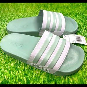 New Adidas Adilette Women's SZ.10